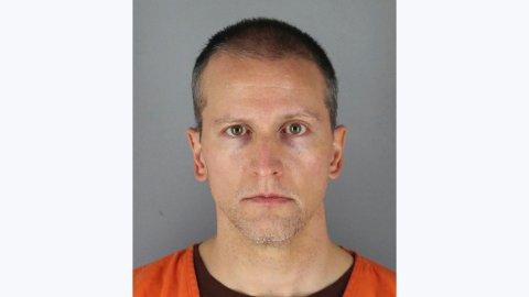 LØSLATT: Derek Chauvin skal ha betalt kausjonen i fengsel.