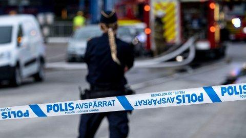 Bekymringen for kriminalitet er økende Sverige, men tilliten til svensk politi og rettsvesen øker.