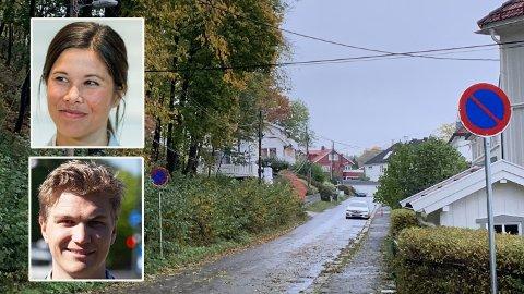 REAGERER KRAFTIG: - Kommunen må slutte å være et hår i suppa for folk, sier Nicolai Langfeldt (H) om tiltaket til Bymiljøetaten, der Lan Marie Berg (MDG) er ansvarlig byråd.