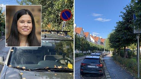 ULIK PRAKSIS: - Om noen mener at det har blitt gjort uriktige vurderinger så oppfordrer jeg dem til å ta kontakt med Bymiljøetaten, sier Lan Marie Berg (MDG), Oslos byråd for miljø og samferdsel, til Nettavisen.