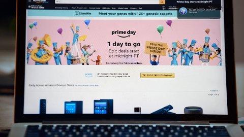 Amazon Prime Day er årets store salgsdag hos Amazon.