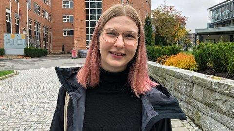 SLETTET APPENE: Eileen Røsholt slettet sosiale medier-appene etter hun så dokumentaren «The Social Dilemma».