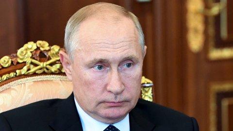 Forholdet mellom Norge og Russland har blitt kjølig etter at russerne får skylden for dataangrepet på Stortinget. Her ser vi president Vladimir Putin.
