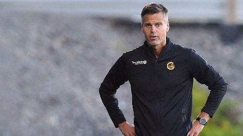 TAP: I den 21. serierunden av årets Eliteserie-sesong gikk Kjetil Knutsens mannskap på sitt første tap.