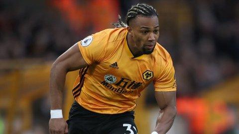 NY AVTALE? Det skal være stor interesse for Adama Traore som har imponert for Wolverhampton i Premier League.