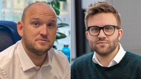 KASTER BORT PENGER: Frps Jon Georg Dale mener Høyre har kjøpt venstresidens premisser, og kaster bort penger på dyre symboltiltak i klimapolitikken.
