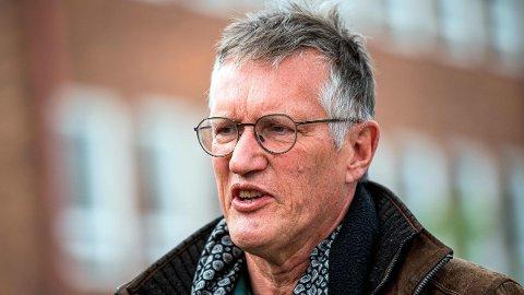 Sveriges statsepidemolog Anders Tegnell utelukker ikke at han slutter i jobben om noen måneder.