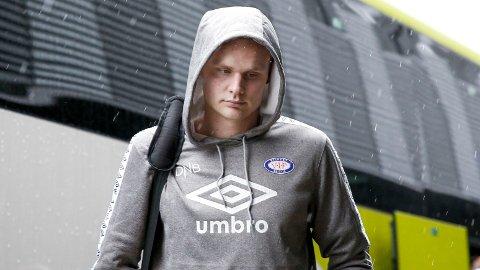 Simen Juklerød er en av en seks norske spillere som holder til i den belgiske toppdivisjonen.