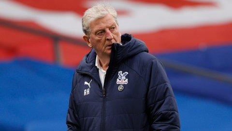 Crystal Palace og manager Roy Hodgson har spilt elleve fredagskamper på rad uten å vinne.