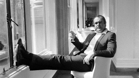 DØD: Sean Connery, her fotografert i 1971, slet med demens de siste årene av livet.