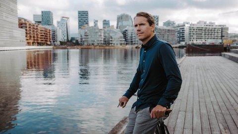 Den firedoble OL-vinneren Emil Hegle Svendsen er svært fornøyd med skjortene fra Stoix.