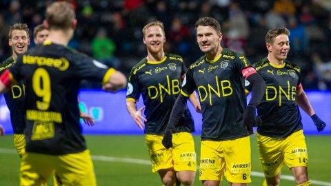 Sogndal 20201104. Lillestrøms Kaan Kairinen sørget for 1-0-seier over Sogndal onsdag kveld.
