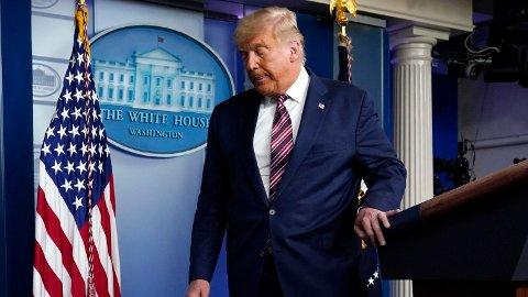 Donald Trump har allerede varslet flere søksmål som skal behandles i retten.