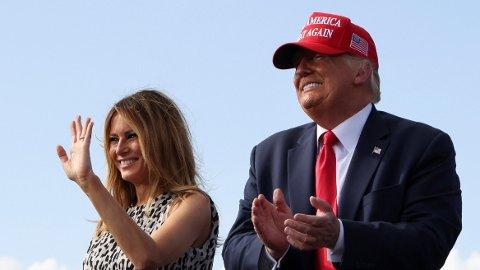 Melania Trump skal ha gitt ektemannen en klar beskjed.