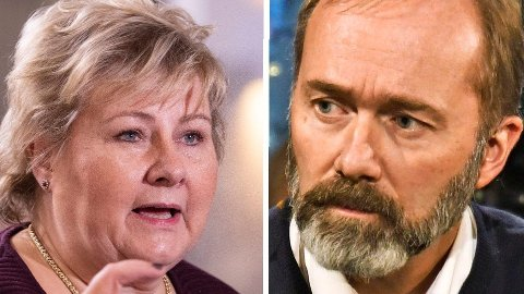 Trond Giske ber regjeringen frede støtten til NRK når de skal forhandle med Frp om statsbudsjettet for 2021.