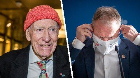 IKKE IMPONERT: Olav Thon mener byrådets tiltak ikke er nødvenige.