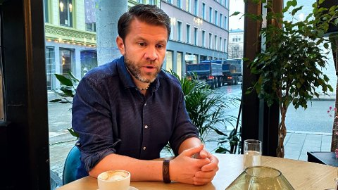PACO: Nettavisen har tatt en lang prat med NFFs Pål Arne «Paco» Johansen.