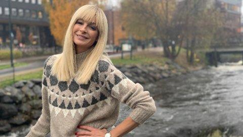 ÅPEN OG ÆRLIG: Kathrine Sørlands selvbiografi byr på både opp- og nedturer. Responsen har vært overveldende, sier hun.