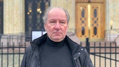 Event-topp Knut Meiner jublet ikke over den nye korona-krisepakken som ble presentert.