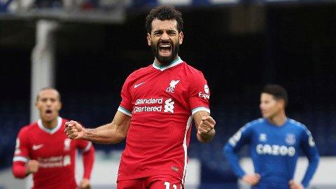 Mohamed Salah er friskmeldt og klarert for spill til kveldens hjemmekamp mot Atalanta i Champions League.