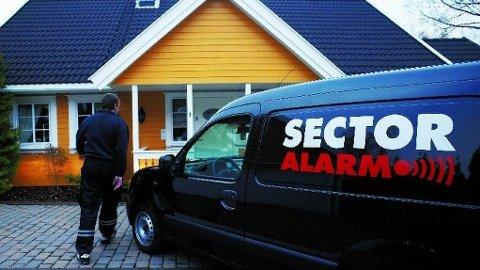 Verisure og Sector Alarm skal ha samarbeidet ulovlig, ifølge Konkurransetilsynet.