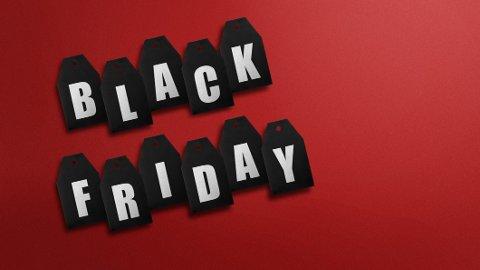 Black Friday-salg er greia denne uka.