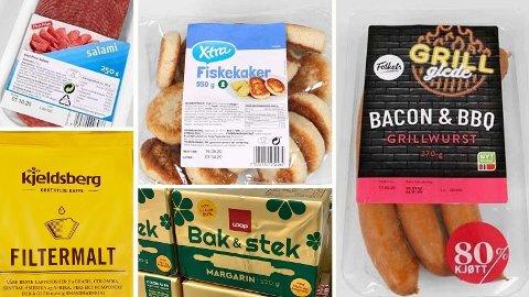 Egne merkevarer (EMV) har hatt en stor vekst i matvarekjedenes butikker de senere årene.