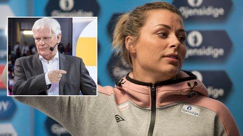 SVAR PÅ TILTALE: Nora Mørk ga svar på tiltale etter at hun ble konfrontert med Frode Kyvågs uttalelser i forkant av EM.