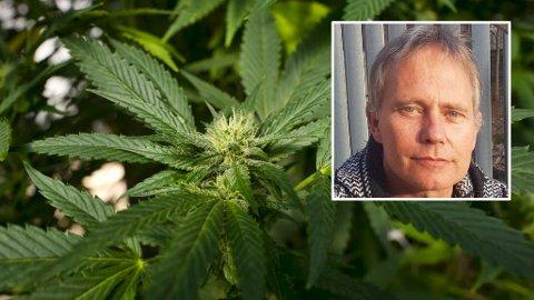 - Med dette erkjenner FN endelig den terapeutiske effekten av cannabis, og styrker dermed den internasjonale innsatsen for å gjøre medisinsk cannabis tilgjengelig for de som trenger det, skriver Arild Knutsen.
