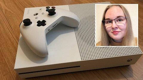 REAGERTE: Stine Lund Trøan reagerte på en Power-annonse for Xbox One S, når det viste seg at prisen både var satt opp - og var høyere enn hos konkurrentene.