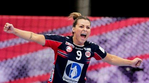 Nora Mørk var rett og slett outstanding i lørdagens kamp mot Tyskland.