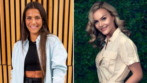 Jørgine Massa Vasstrand kan se tilbake på nok et rekordår, mens den erfarne influenseren Caroline Berg Eriksen hadde et uvanlig år i 2019 sammenlignet med tidligere. FOTO: Scanpix