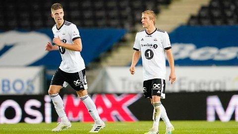 TRENGER POENG: Rosenborg trenger en seier for ikke å havne for langt bak Vålerenga på tredjeplassen.