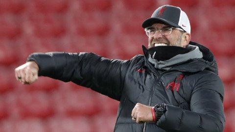 Liverpool-manager Jurgen Klopp gjør store endringer på laget fra Champions League-kampen i midtuken.