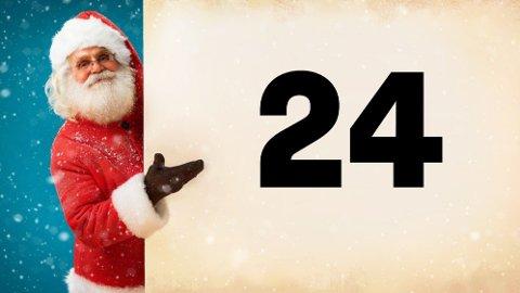 JULEKALENDER: Den 24. luken kan åpnes i dag. Klarer du å få alle riktig?