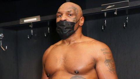 LEGENDE: Mike Tyson er en av sportens største gjennom tidene.