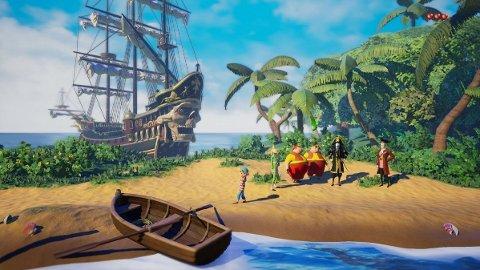 Kaptein Sabeltann er en farlig mann, men nå kan den som elsker ham spille dette spillet på både PC og Switch.