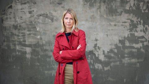 UTFORDRENDE: Generalsekretær i Nasjonalforeningen for folkehelsen, Mina Gerhardsen, er bekymret over nedgangen i fysisk aktivitet under koronapandemien.