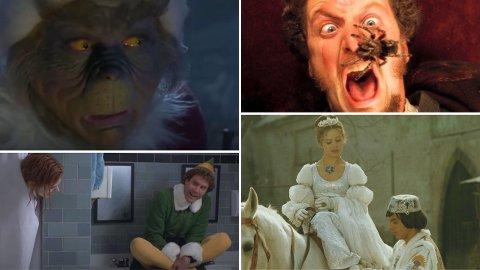JULEFILM: Mange forbinder julen med filmer og sofakos.