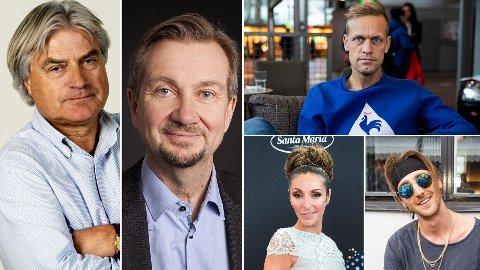 KRITISKE: Mads Hansen og flere kjendiser har det siste døgnet gått ut mot Se og Hør. Nå svarer de presseetiske ekspertene.