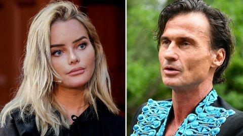 KJEMPEBOT: Petter Stordalen og Sophie Elise Isachsen har mottatt varsel om bøter på en halv million kroner.