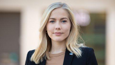 HJERTERÅTT: Høyres helsepolitiske talskvinne mener Aps forslag er hjerterått og kaldt.
