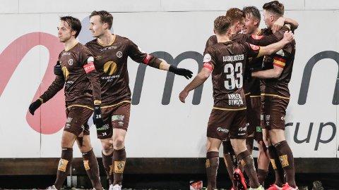 FEIRER: Drømmen om eliteseriespill i 2021 lever i beste velgående for Mjøndalen.