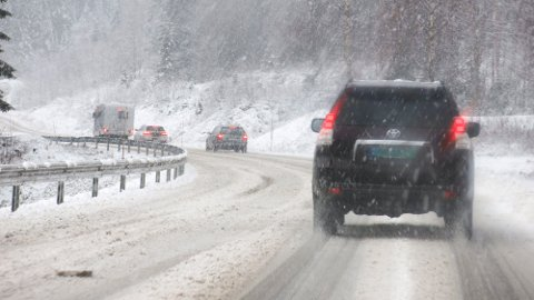 Det meldes om ufyselig vær flere steder i landet fram mot jul.