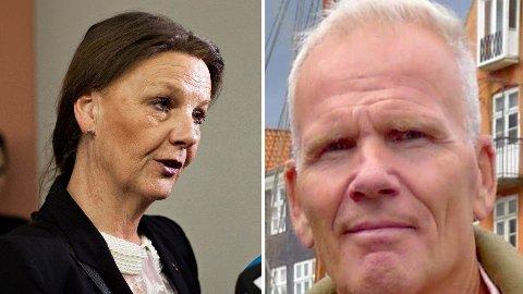 Ingjerd Schou slår et slag for norsk utenrikspolitikk og svarer på Øystein Steiro Sr.' sin kritikk.