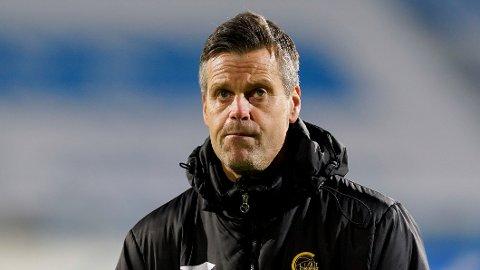 Bodø/Glimts trener Kjetil Knutsen blir værende i klubben.