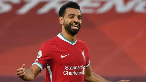 Mohamed Salah elsker kampene mot Southampton. Han har scoret i fem av de seks siste kampene mot the Saints.