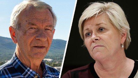 BRUDD: Odd Furuseth fronter et opprør mot Frp og Siv Jensen i det norske Frp-miljøet i Spania.