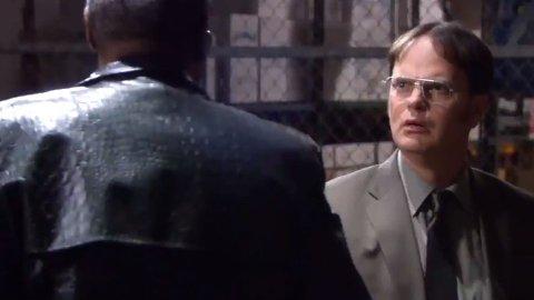 EKSKLUSIVT INNHOLD: Strømmetjenesten Peacock har publisert flere klipp fra «The Office» som aldri før er blitt vist på tv.