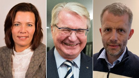 Sp-politikerne Mariann Skotte og Asbjørn Stensrud mener Høyre og Fabian Stang tar feil når det kommer til beredskap og lokalkunnskap.